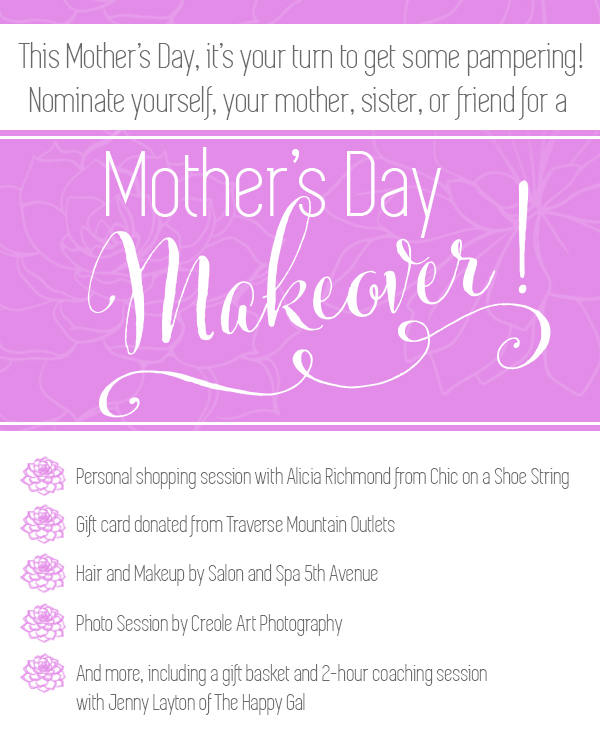 Mother's Day Makeover GIVEAWAY! - Creoleart Photography
